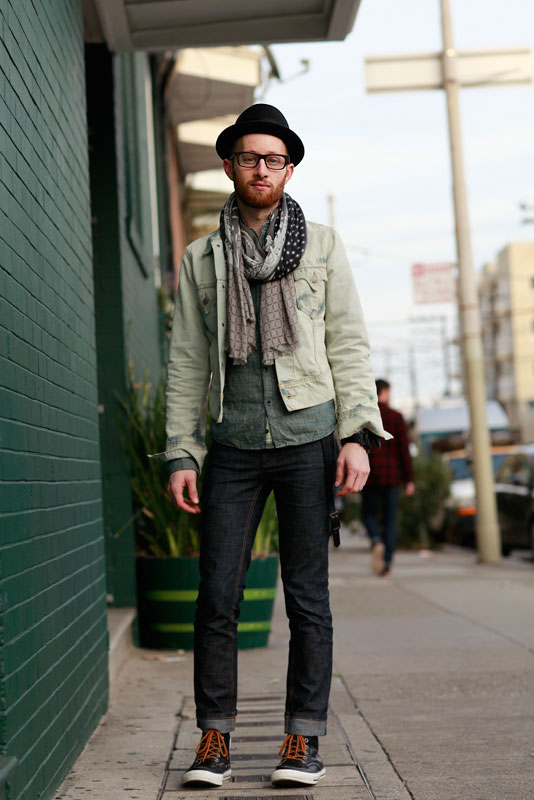 william18 street style, street fashion, men, San Francisco, 18th Street,