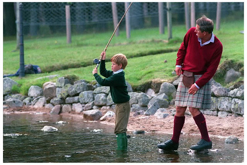 1988 Prince Charles and Prince William 1