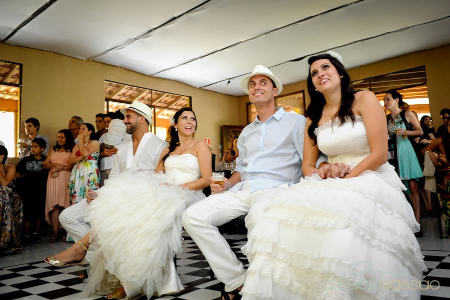 Janaina e Daniel Renza e Gustavo Casamento Duplo em Arujá Sitio 3 irmãos (155 de 195)