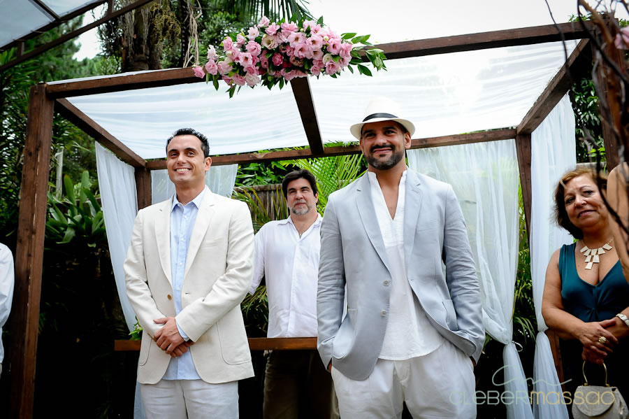 Janaina e Daniel Renza e Gustavo Casamento Duplo em Arujá Sitio 3 irmãos (44 de 195)