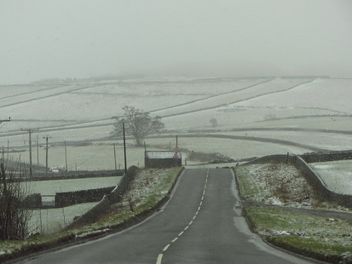 Derbyshire snow Feb 2013