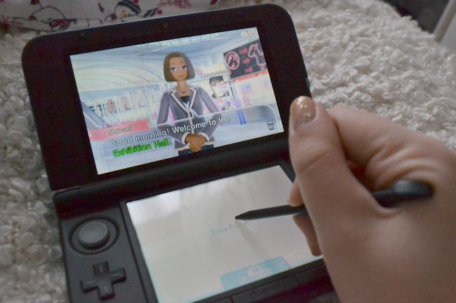daisybutter - UK Style and Fashion Blog: nintendo 3DS XL review, new style boutique, fashion games, simulation game, strategy game
