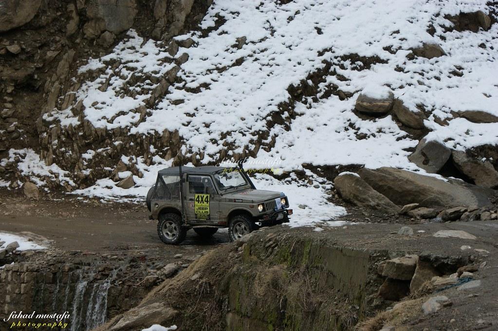 Muzaffarabad Jeep Club Neelum Snow Cross - 8471930682 711ca83a2f b