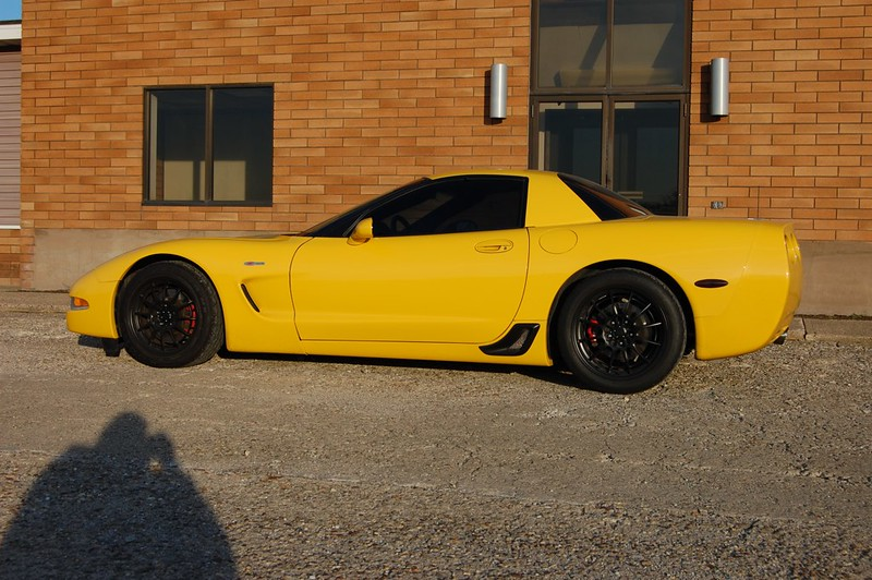 c5 fs millenium yellow 2003 z06 il 26 000 obo corvette international. Black Bedroom Furniture Sets. Home Design Ideas