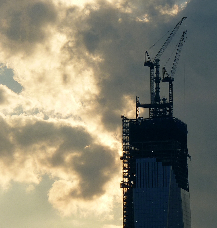 WTC1 Spire