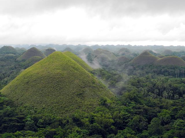Isla de Bohol, Filipinas