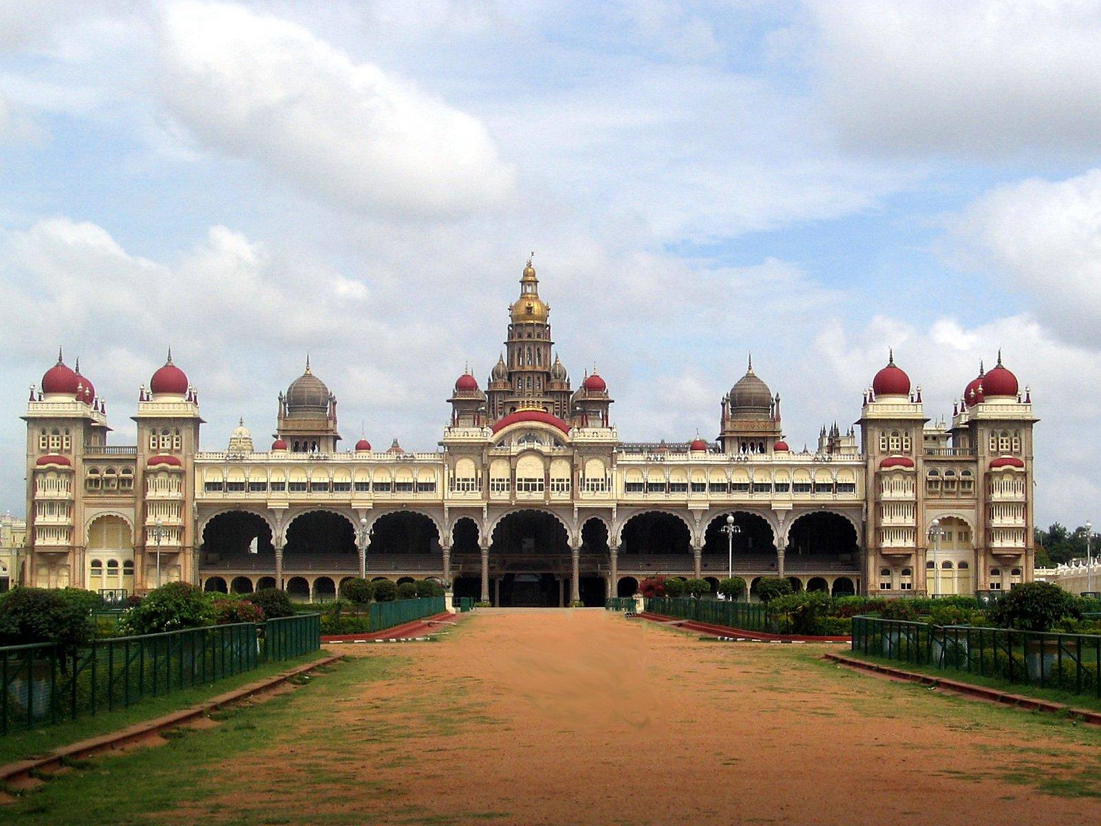 Mysore Palace King