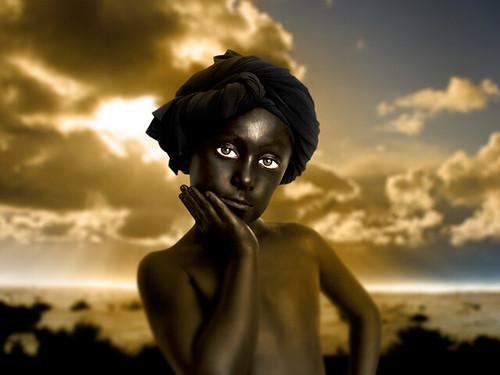 African By: Antoine McCormick by Antoine McCormick Graphic Designer