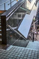 """""""線上遊 The lines which lead the eye"""" / 商場人流建築之形 Shopping Malls Human Logistics Architecture Forms / SML.20130218.EOSM.02313.P1.L1"""