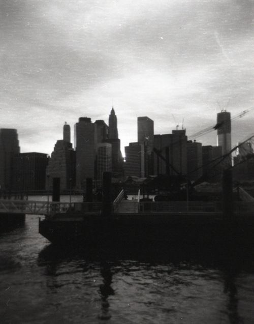 Holga Ilford FP4 Plus
