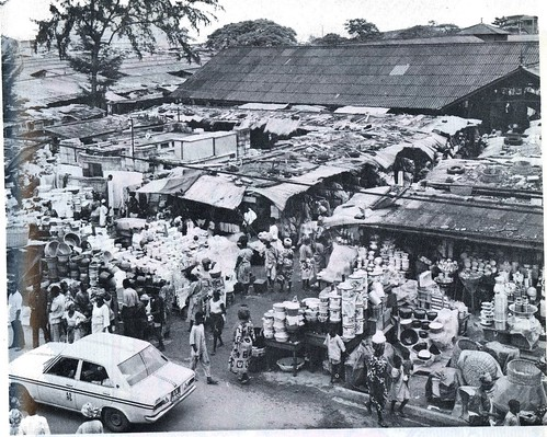 Guide to Lagos 1975 035 jankara market