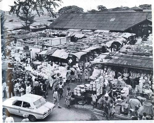 Guide to Lagos 1975 035 jankara market