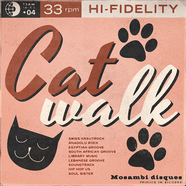 TSAW/2013-04 • Catwalk