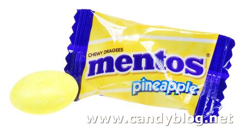 Mentos Pineapple