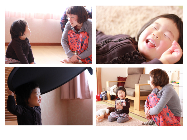 子供写真 家族写真 瀬戸市 出張撮影