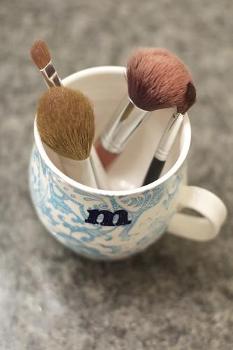 Makeup Brush Mug
