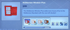 Kiddieview Window Plus