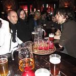 Bières et bouffe sur Paris, avant le grand vol