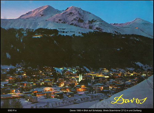 Davos dalla vita di Robert Louis Stevenson