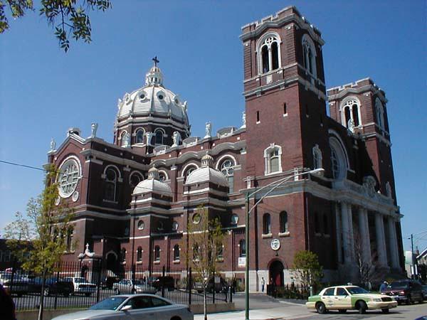 Opus Dei Church