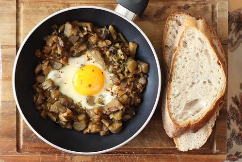 Wild Hodan Root Stew