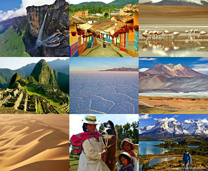 2015 South America!!!