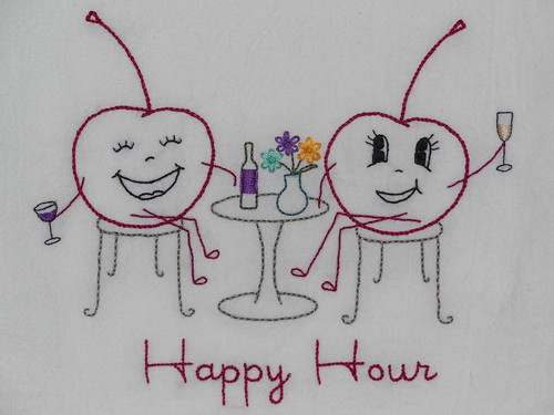 Happy Hour!
