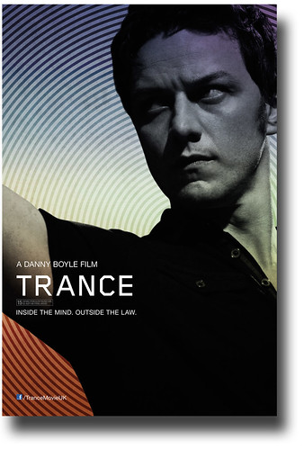 Trance Movie Poster James McAvoy