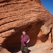 Valley of Fire - me by p_a_h