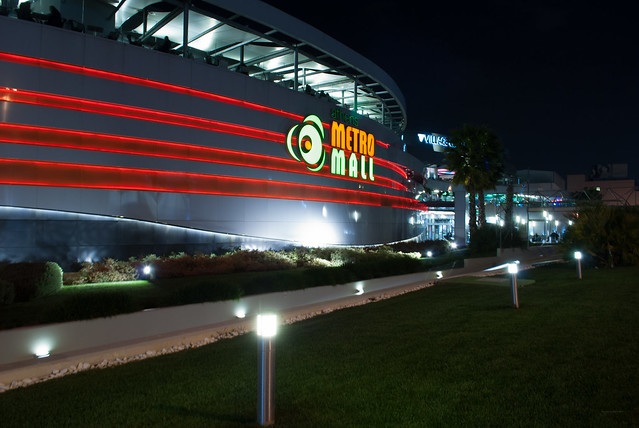 Header of Athens Metro Mall