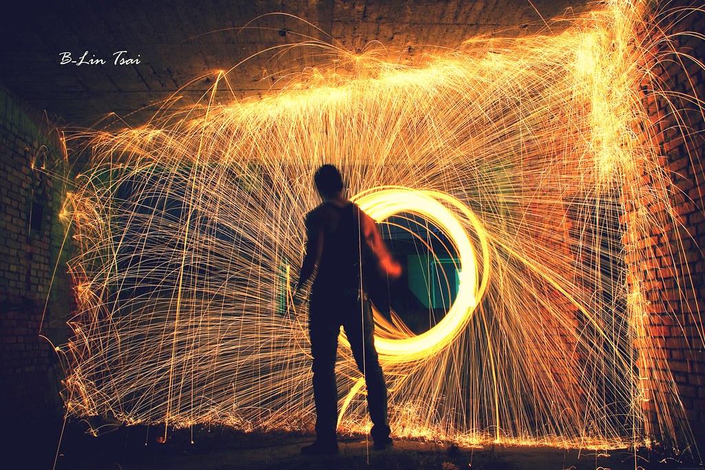 光影塗鴉,燃燒攝影魂。