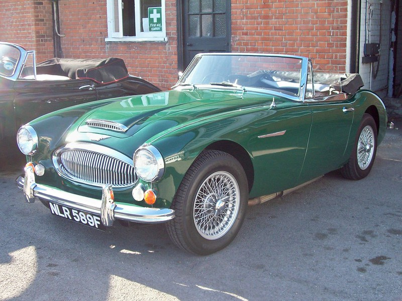 austin healey 3000 mk iii 1967. Black Bedroom Furniture Sets. Home Design Ideas
