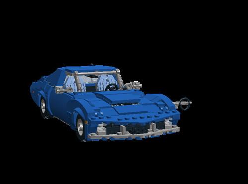 Corvette C3 roof 2