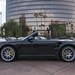 2012 Porsche 911 Turbo S Cabriolet Basalt Black 997 in Beverly Hills @porscheconnection 1044