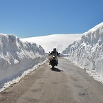 Neve a Campo Imperatore