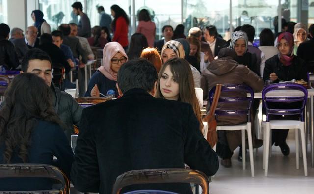 Üsküdarlı öğrenciler Şehit Menüsünü yedi 2
