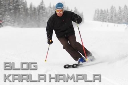 Slalomka jako předmět utajení?