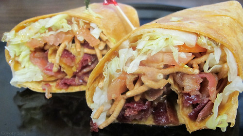 Asian bacon wrap by Coyoty