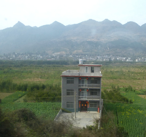 Hunan13-Changsha-Zhangjiajie-Train (383)