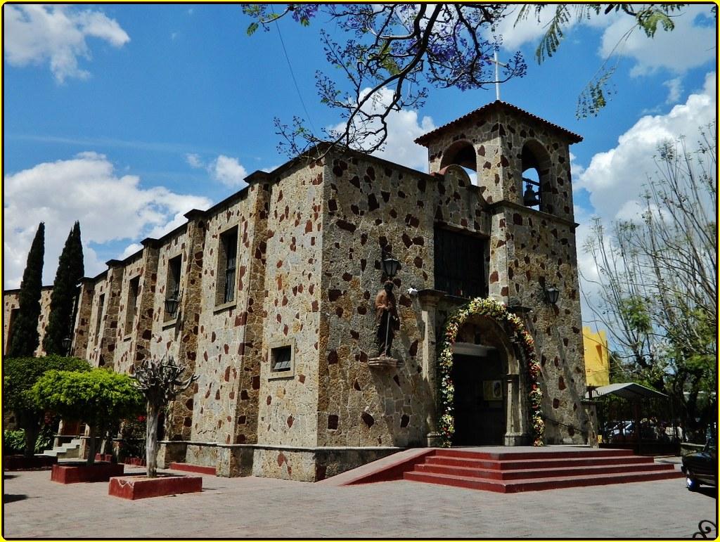 Templo para la ceremonia en Jalisco 1