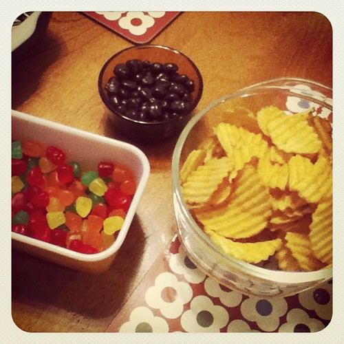 Snacks for games night!