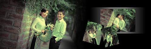 Album ảnh cưới Dung - Việt