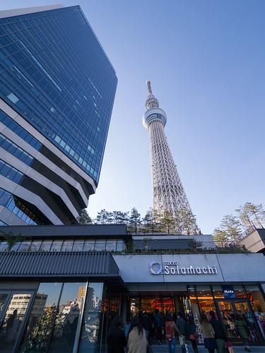 東京ソラマチ Tokyo Solamachi - 無料写真検索fotoq
