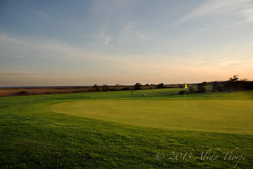 golf course by Alida's Photos