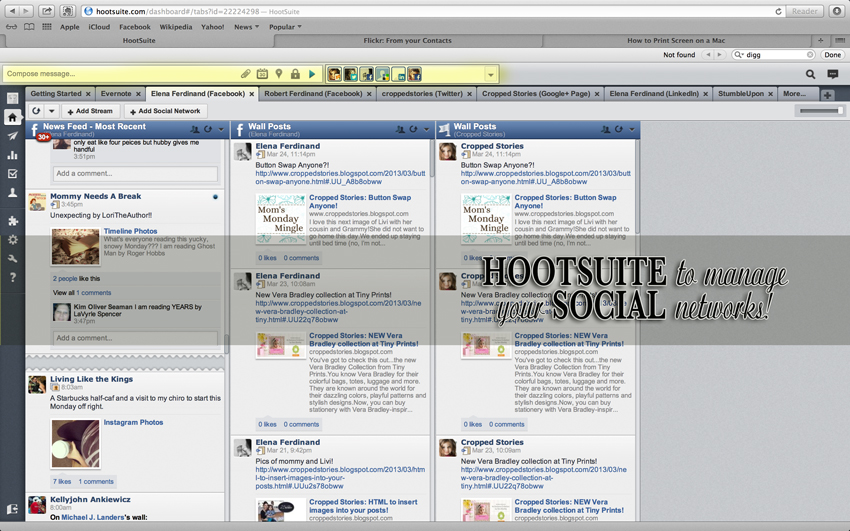 Hootsuite Screen Shot RS