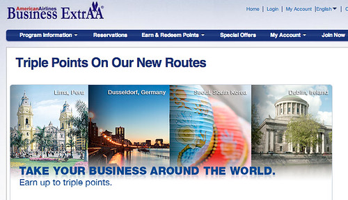 BusinessExtrAA Screenshot