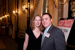 Mon, 2013-03-25 18:42 - Company Member Mike Griggs with wife Erin. Photo by Johnny Knight