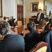 US Treasury Department: Deputy Secretary Neal Wolin speaks with students visiting from Fordham University (Wednesday Mar 27, 2013, 4:25 PM)
