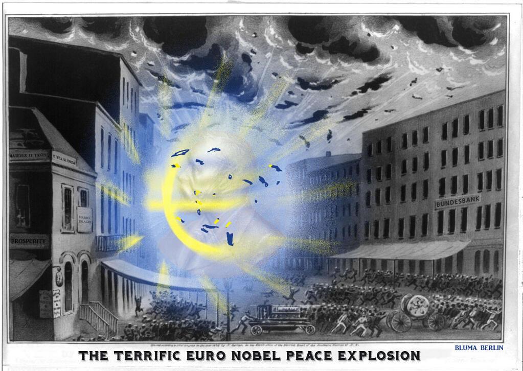 EURO PEACE EXPLOSION