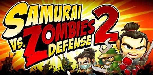 SAMURAI vs ZOMBIES DEFENSE 2 - Image